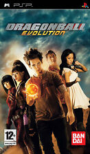 Dragon Ball Evolution Movie SONY PSP IT IMPORT BANDAI