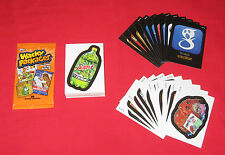 WACKY PACKAGES ANS10 BASE / AWFUL APPS / AS SEEN ON TV COMPLETE SETS