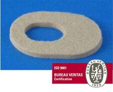 "#222 Adhesive Flesh Felt Pre-Cut Pads 1/8"" 100/BG Orthopedic Medical Grade USA"