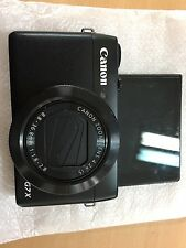 Canon PowerShot G7 X Optical Zoom 4.2x Compact camera used