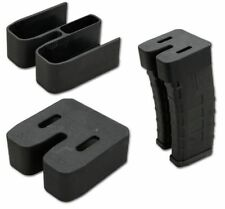 Airsoft Fma Magazine double Coupler PMag Connector Black Mag Clip
