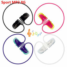 Brand New 8GB NWZ-W262 for sony earphone Walkman Sports MP3 Player headset