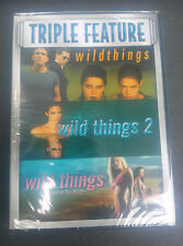Wild Things 1-3 [3 Discs] DVD Three movies in one package