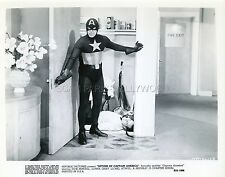 DICK PURCELL CAPTAIN AMERICA 1944 VINTAGE PHOTO ORIGINAL #2 MARVEL SERIAL R53