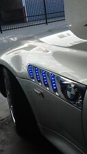 BMW Z3 96-02 Roadster/Coupe  Custom R & L Gill/Side vent grill LED Light kit B