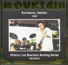 Mountain Live Karlshamn, Sweden 1994 2-CD NEW SEALED