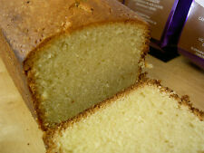 Homemade Vanilla-Butter Pound Cake - lot of 2 loafs (2.5lbs Total)