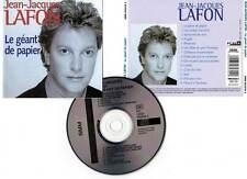 """JEAN-JACQUES LAFON """"Le Géant De Papier"""" (CD) 2001"""