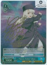 "Weiss Schwarz TCG Fate/stay night UBW Vol.2 ""Snow Fairy"" Illya FS/S36-E072SP SP"