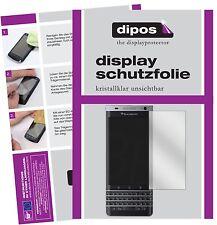 6x Blackberry DTEK40 Film de protection d'écran protecteur clair dipos
