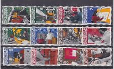 1984 Sc 787/98,set industries,occupations,MNH       c739