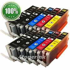 10PK PGI270XL CLI-271XL Ink Cartridge For Canon 270xl PIXMA MG6820 MG6821 MG6822