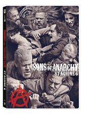 Sons of Anarchy - Stagione 6 (5 DVD) - ITALIANO ORIGINALE SIGILLATO -