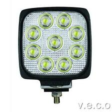 LED HEAVY DUTY SQUARE WORK LAMP LIGHT 9 LED GUARDIAN AUTOMOTIVE WL45 INDUSTRIAL
