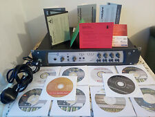 AVID DIGIDESIGN 002 Rack W PRO TOOLS 8|WIN7/8/10&MAC|TONS OF BONUS|GREAT DEAL!