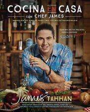 Cocina en casa con chef James: Ingredientes simples para una cocina extraordinar
