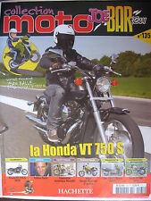 FASCICULE JOE BAR TEAM N°135 HONDA VT 750S / SUZUKI GT380 / SAGA DUCATI MONSTER