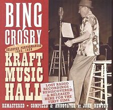 Lost Radio Recordings Released For The First Time - Bing Crosby (2015, CD NEUF)