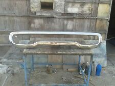 1971-72 Original front bumper off of a Plymouth Satellite roadrunner (B004)