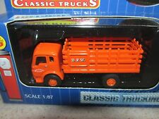IMEX - CLASSIC ~ D.P.W. HIGHWAY SLATE BED TRUCK ~ HO SCALE