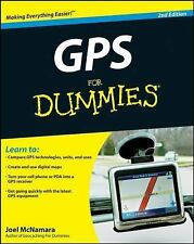 GPS For Dummies (For Dummies (Computer/Tech))-ExLibrary