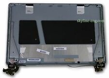 "Gateway NV510P 15.6"" Back LCD Cover Hinges Silver AP0VS000630 60.Y34N2.006 NEW"