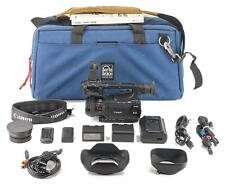 Canon XF100 HD Professional Camcorder Bundle 78 Hours 3014
