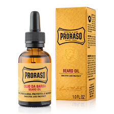 PRORASO OLIO AMMORBIDENTE DA BARBA TONICO PER CURA BARBA BEARD OIL
