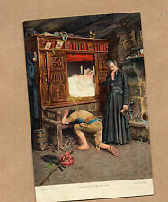 Early 1900's Art Card Misch & Co 1130 The return of the prodigal by H Mosler br2
