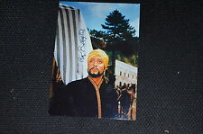 RIK BATTAGLIA  signed Autogramm  13x18 cm KARL MAY WINNETOU (+2015) DER SCHUT