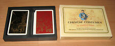 Double Deck Playing Cards Chinese Costumes Henry Francis du Pont Winterthur Mus
