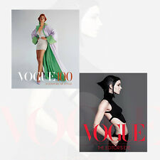 Vogue 100: A Century of Style and Vogue: The Editor's Eye 2 Books Collection Set