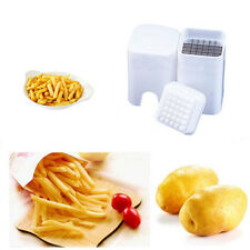 Portable Magic Perfect Fries One Step French Fry Cutter Potato Bar Chips Slicers