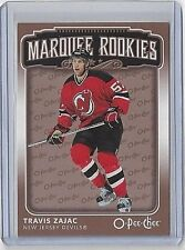 2006-07 TRAVIS ZAJAC O-PEE-CHEE ROOKIE CARD #541