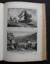 1816.Inc/Rame.ROMA:1)SEPOLCRO FAMIGLIA METELLA - 2)ACQUEDOTTI E PONTE DI CLAUDIO
