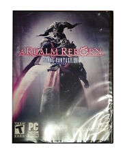New Sealed! Final Fantasy XIV Online: A Realm Reborn (PC, 2013)