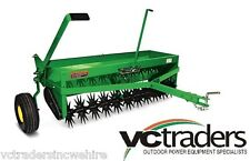 "John Deere 40"" Aerator Spreader For Ride On Mower CPLPAS40JD"