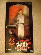 "Star Wars ""Obi-Wan Kenobi"" 12in. Hasbro 1999 / Brand New (never opened)"