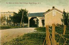 A View Of The Toll Gate & Bonny Bank Cottage, Grand Gorge NY