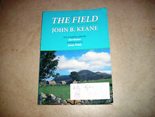 THE FIELD by John B Keane with notes by James Walsh, vgc