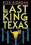 The Last King of Texas-ExLibrary
