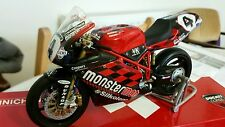 Minichamps 1:12 Ducati 998 Monstermob Shane Byrne 2003 BSB Champion Superbike
