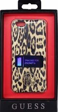 GENUINE GUESS ANIMAL COLLECTION SILICONE BACK CASE FOR IPHONE 6/6S COVER BR LEO