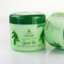 Cyclax Green Tea Refining Face & Neck Cream 300ml