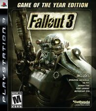 Fallout 3 - Game of the Year Edition - Playstation 3 Game