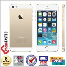 Apple iPhone 5s - 16gb-Oro (Sbloccato) Smartphone