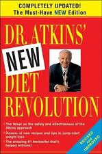 Dr. Atkins' New Diet Revolution, New and Revised Edition, Robert C. Atkins, Acce
