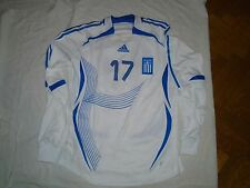 Shirt / Jersey / Trikot / Adidas Greece match shirt Formotion