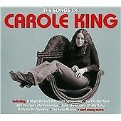 THE SONGS OF CAROLE KING - 3 CD BOX SET - UP ON THE ROOF & MANY MORE
