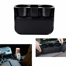 Car Seat Seam Wedge Cup Holder Food Drink Bottle Mount Stand Storage Organizer K